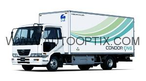 Nissan Condor, Diesel